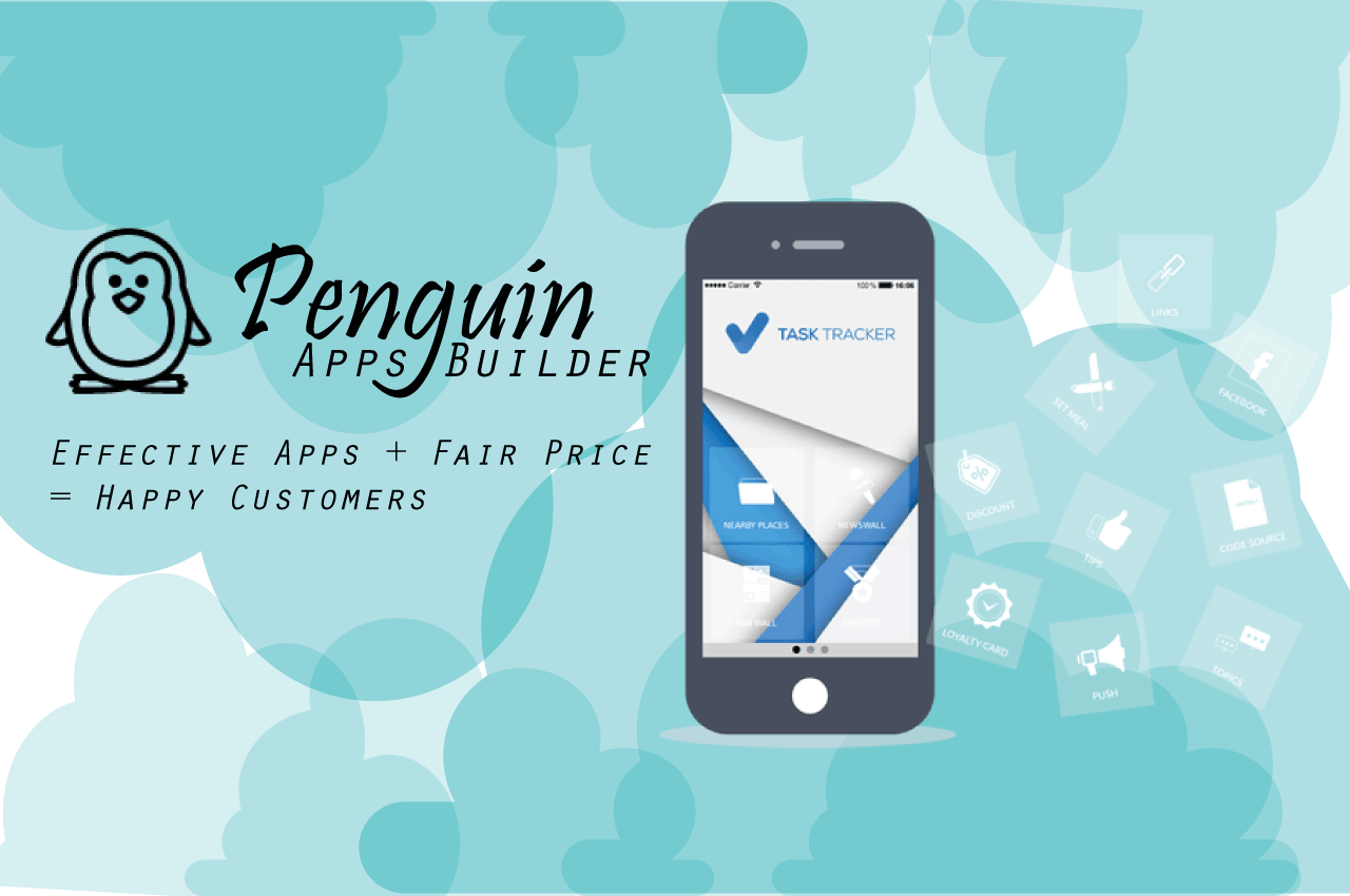 Penguin Apps Builder
